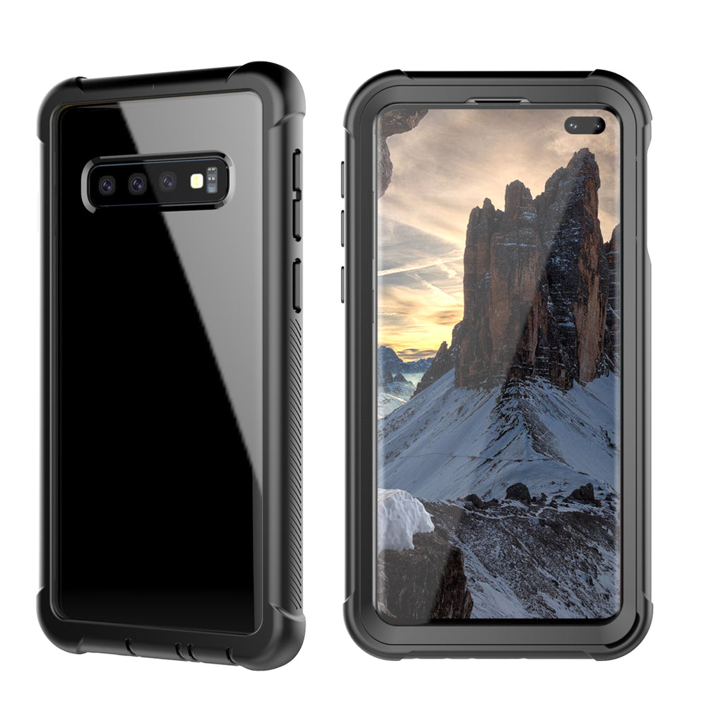 S10+ Case Samsung Galaxy Slim Fit Droop-proof Back Cover