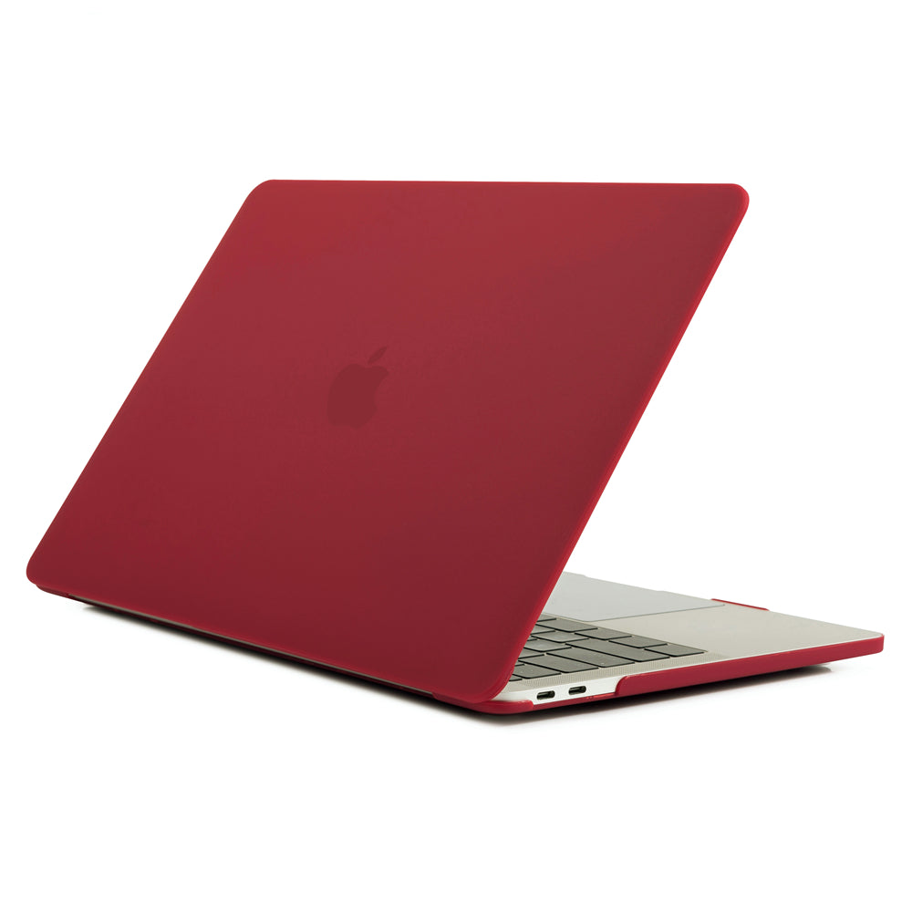 Notebook Case for MacBook Pro 16 inch 2019 Ultra Slim Hard Shell Cover Protective Case Red Wine