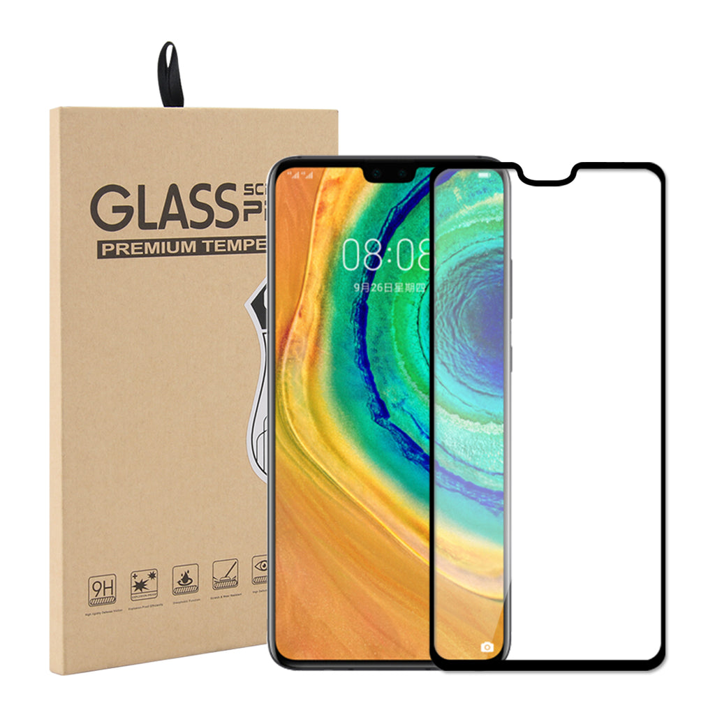Huawei Mate 30 Tempered Glass Screen Protector Scratch Resistance Film 1 Pack