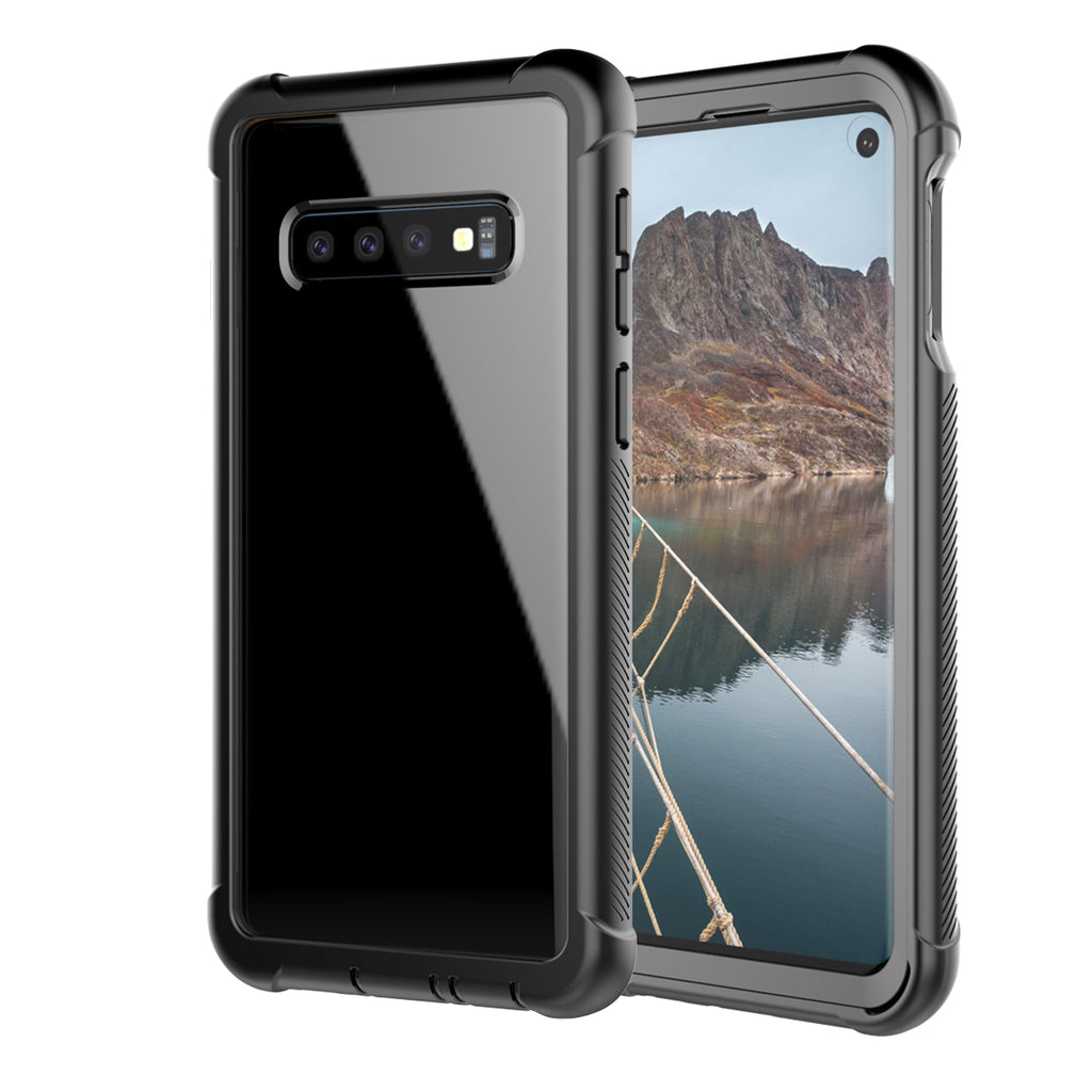 Cases for Samsung S10 Plus Galaxy Heavy Duty Bumper Armor Cover