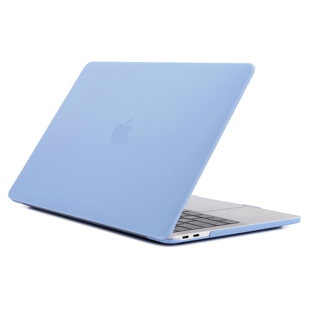 Rugged Case for MacBook Pro 16 inch Shockproof Cover for New MacBook Pro 16 inch 2019 Light Blue