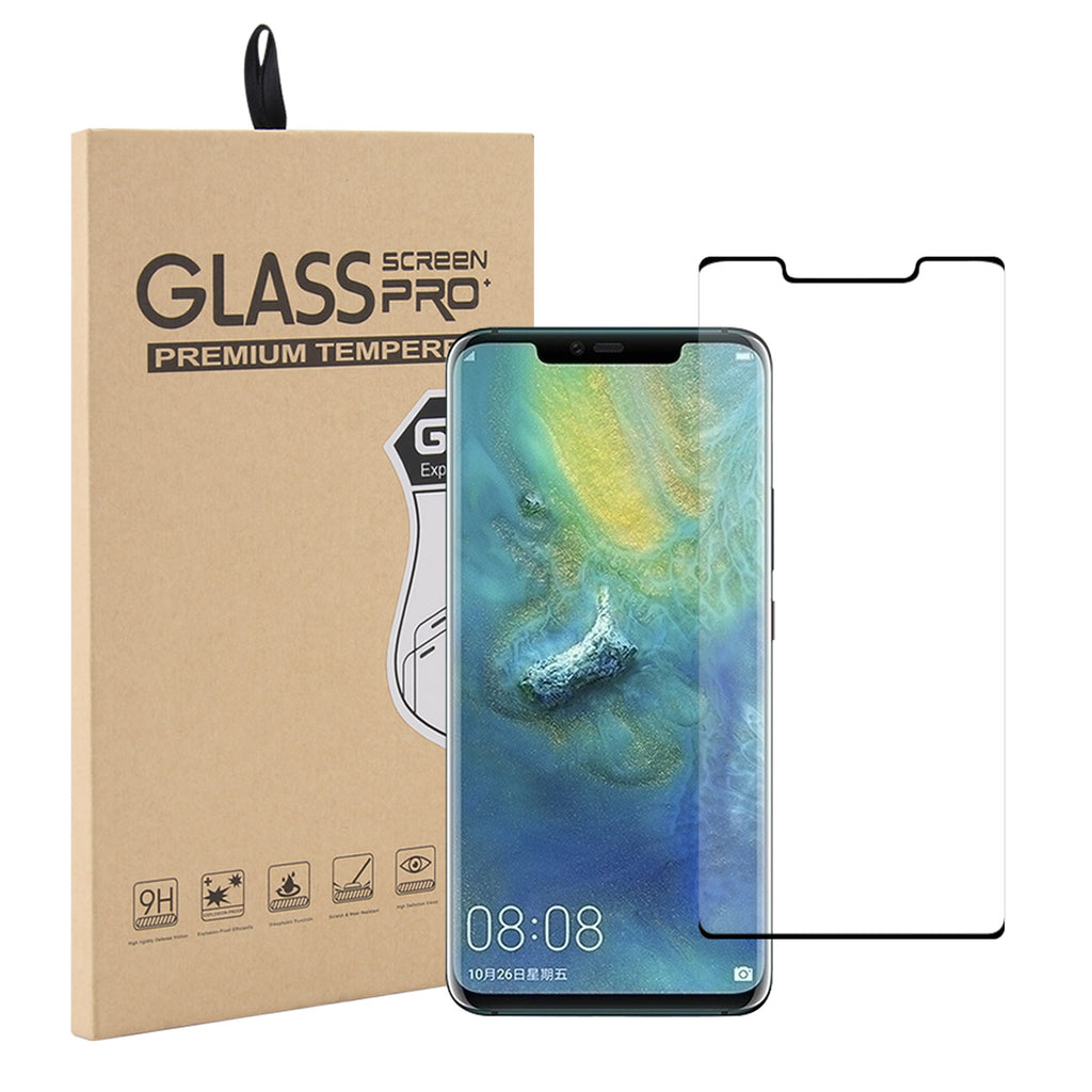 Huawei Mate 30 Pro Screen Protector Anti-Scratch Tempered Glass Film 1 Pack