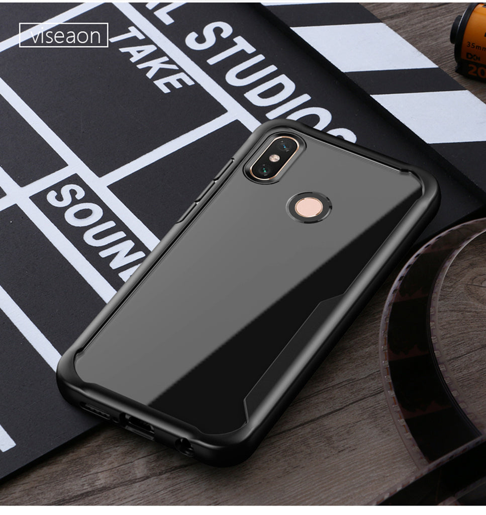 Huawei Nova 4 Case Soft TPU Dropproof Shockproof Phone Back Case Best Protection Cover Grey