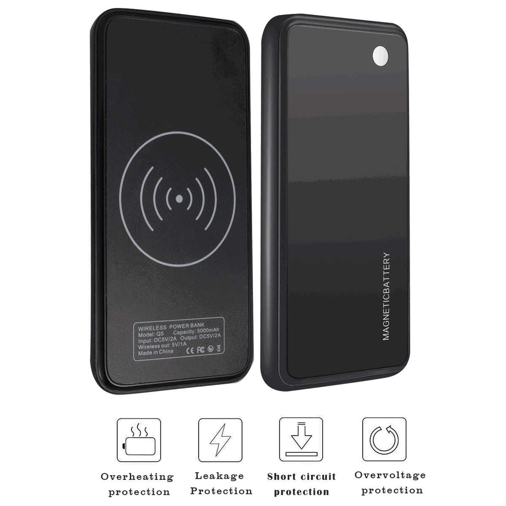Huawei Mate 30 Battery Case 5000mah Charging Case Portable Protective Extended Pack Black