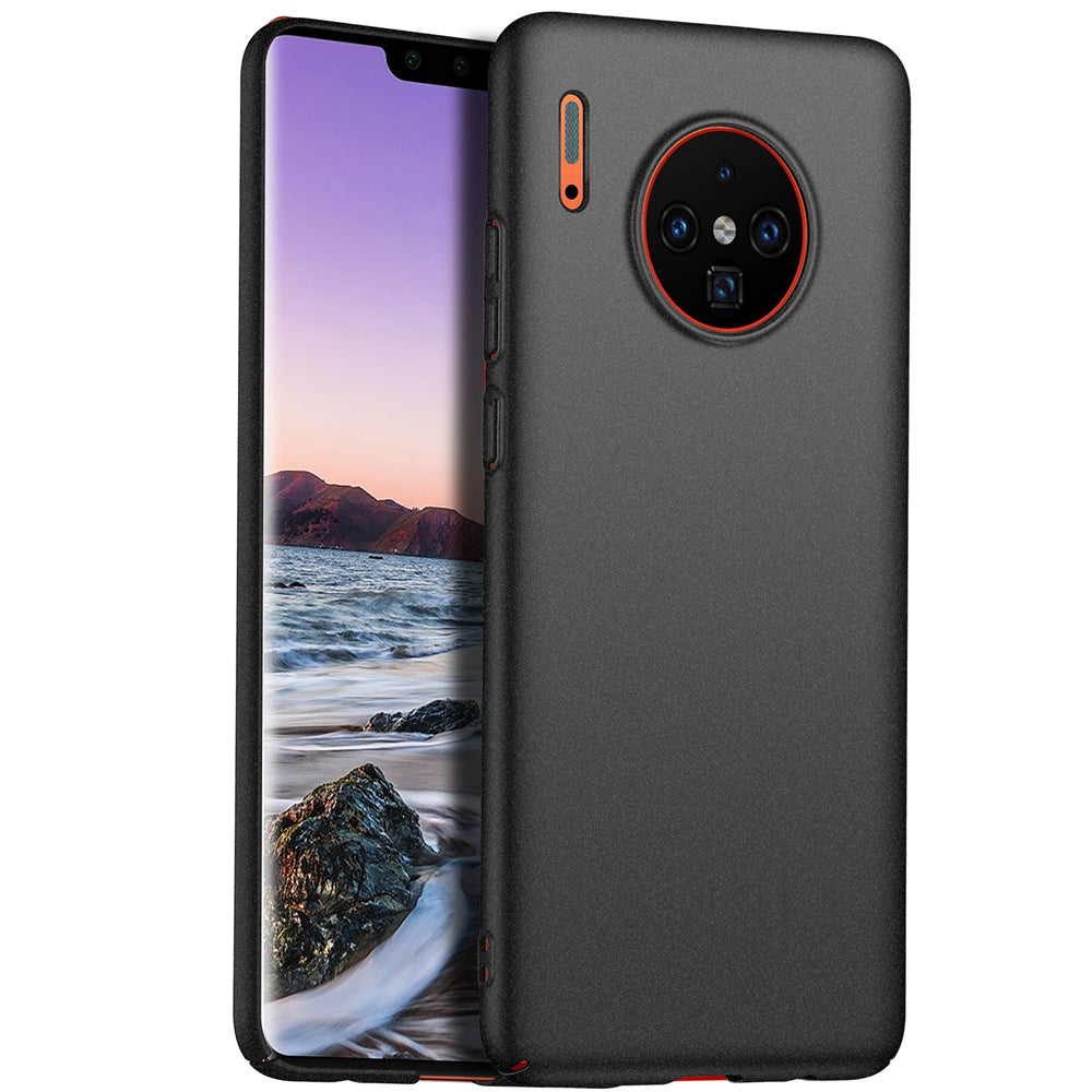 Huawei Mate 30 Pro Case Slim PC Cover Full Protection Phone Case Black