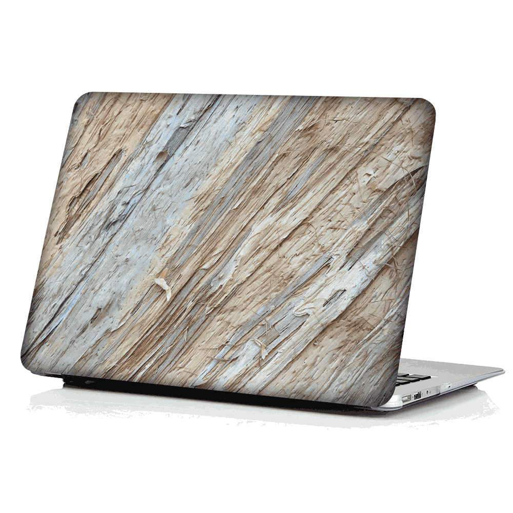 MacBook Pro 16 Inch Shell PC Hard Cover Hard Shell Case Compatible for MacBook Pro 16 Inch 2019 (Wood Grain)