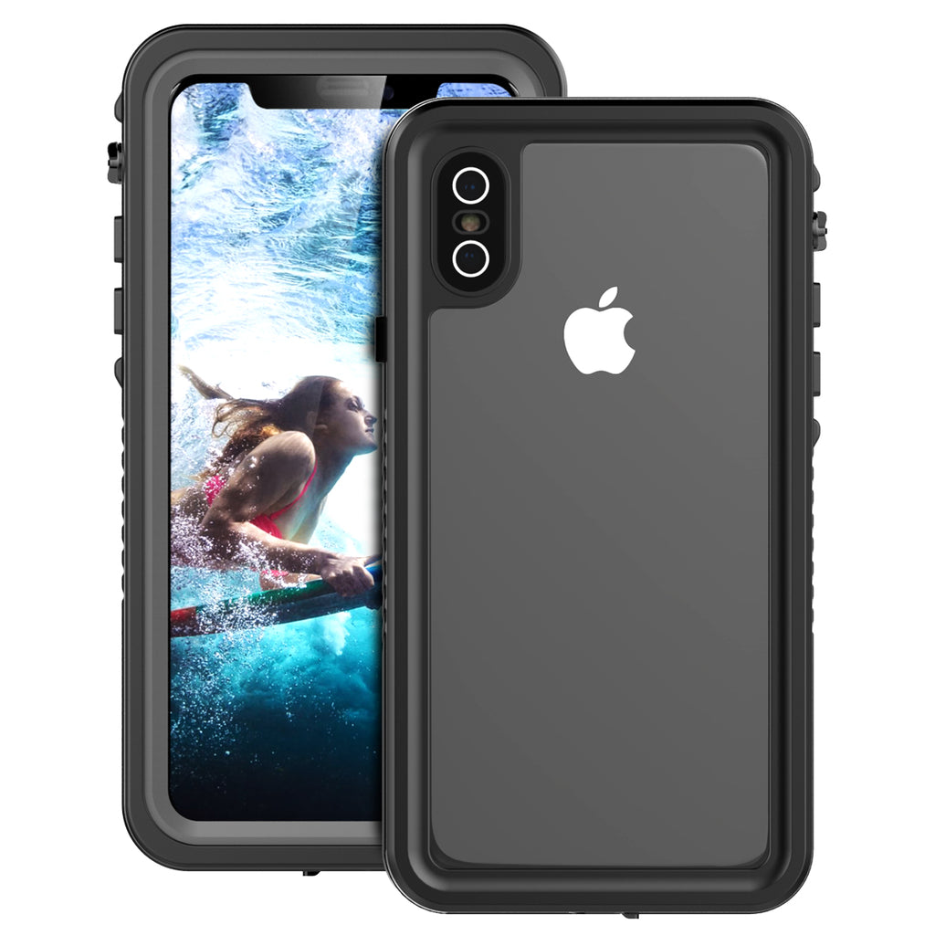iPhone XS Max Waterproof Case IP68 Certified