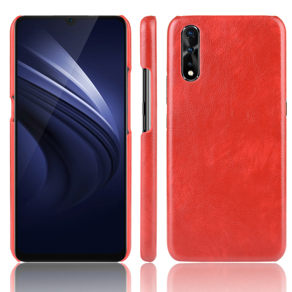 Pixel 4 Case Heavy Duty Protection Hard Cover Dropproof Phone Shell Red