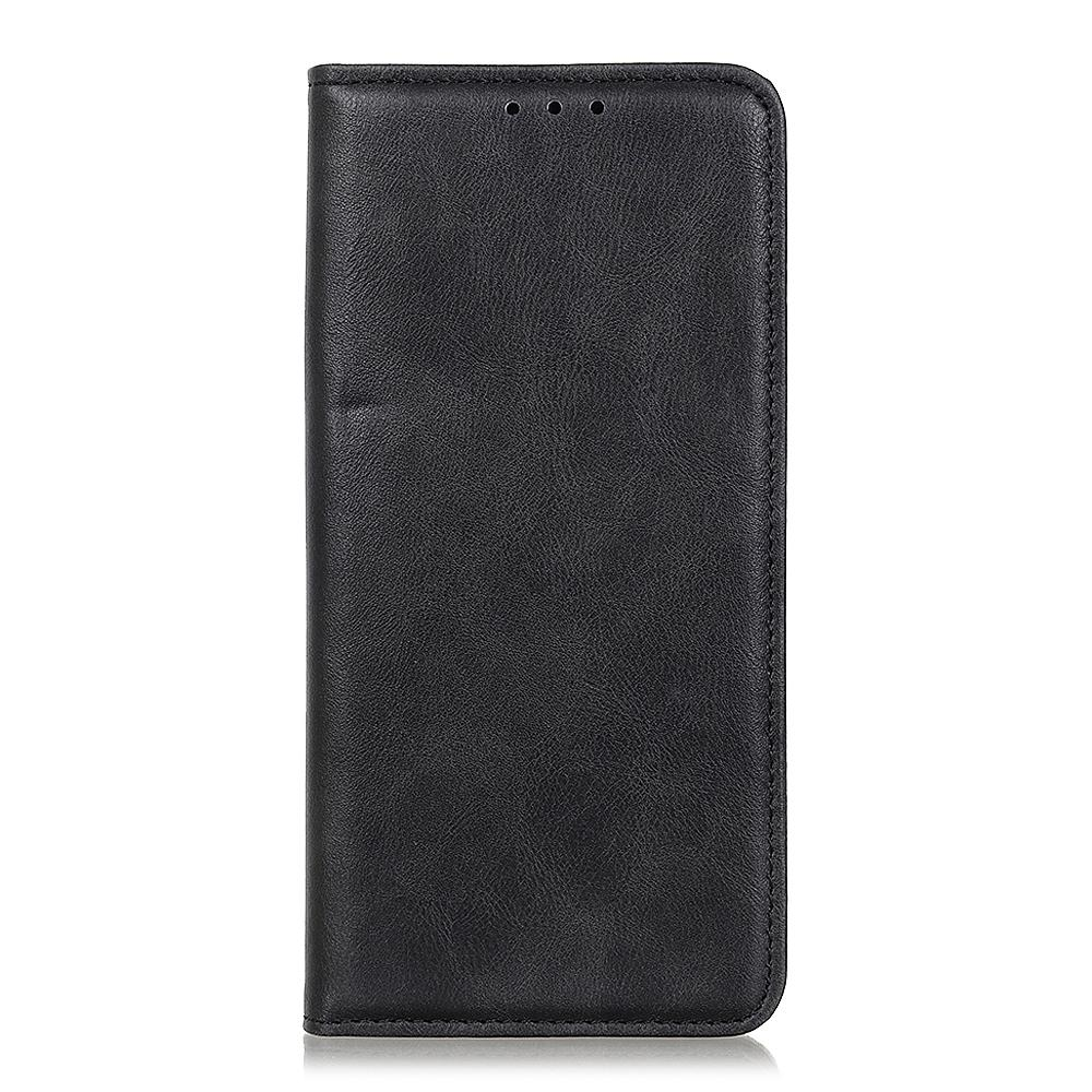 Samsung Galaxy Note 10 plus Leather Case Shockproof Card Case Wallet Black