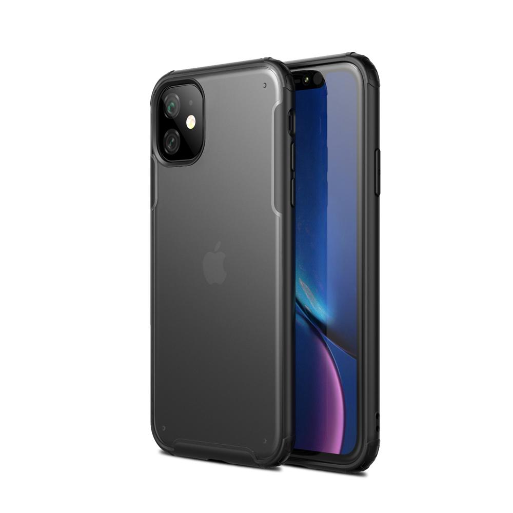 Ultra Hybrid Case for iPhone 11 Shockproof Cover Black
