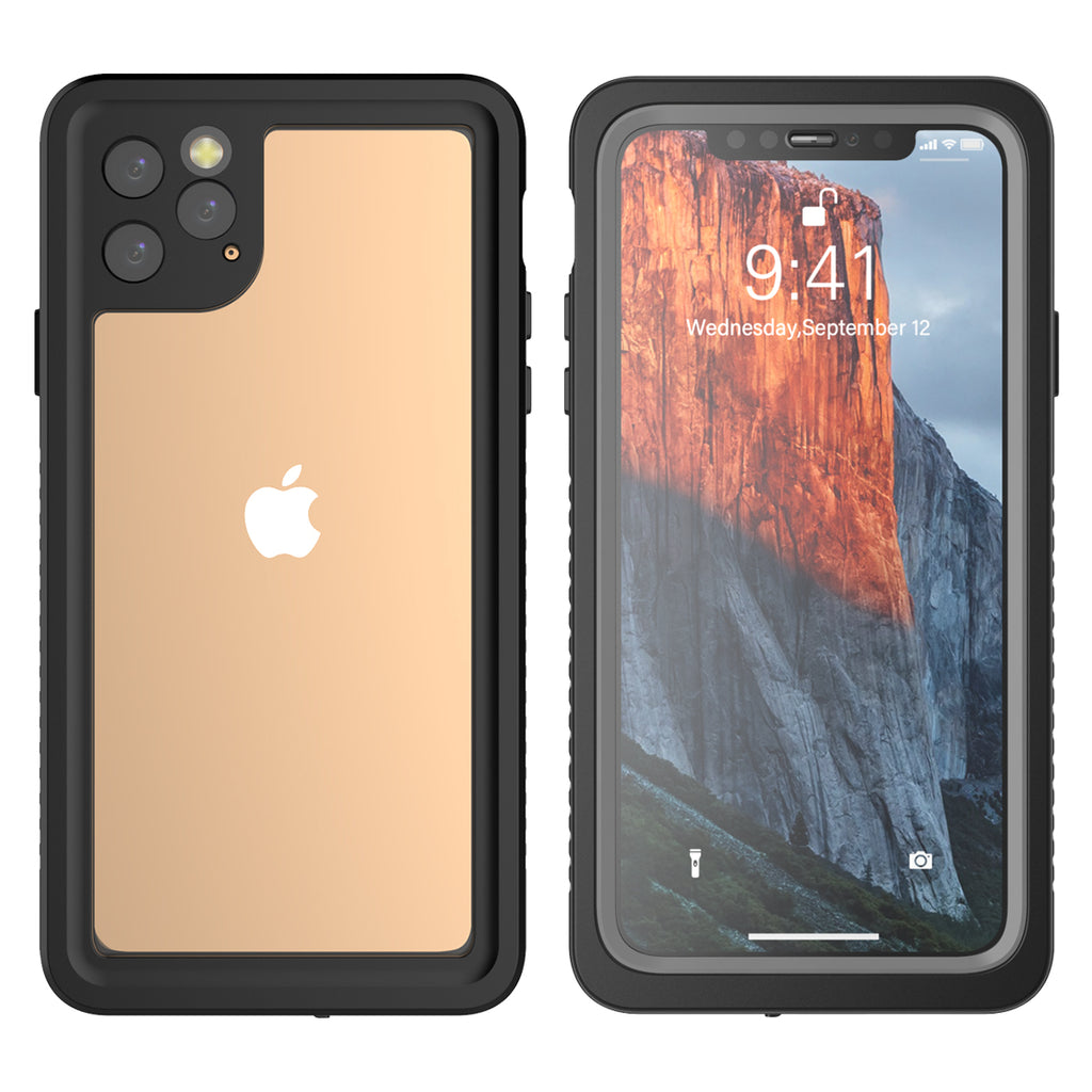 iPhone 11 pro max Waterproof Case Snow/Dirtproof Underwater Case with Floating Strap