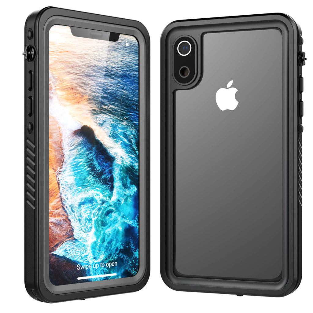 iPhone XR Waterproof Case Extreme Shockproof Slim Armor Design
