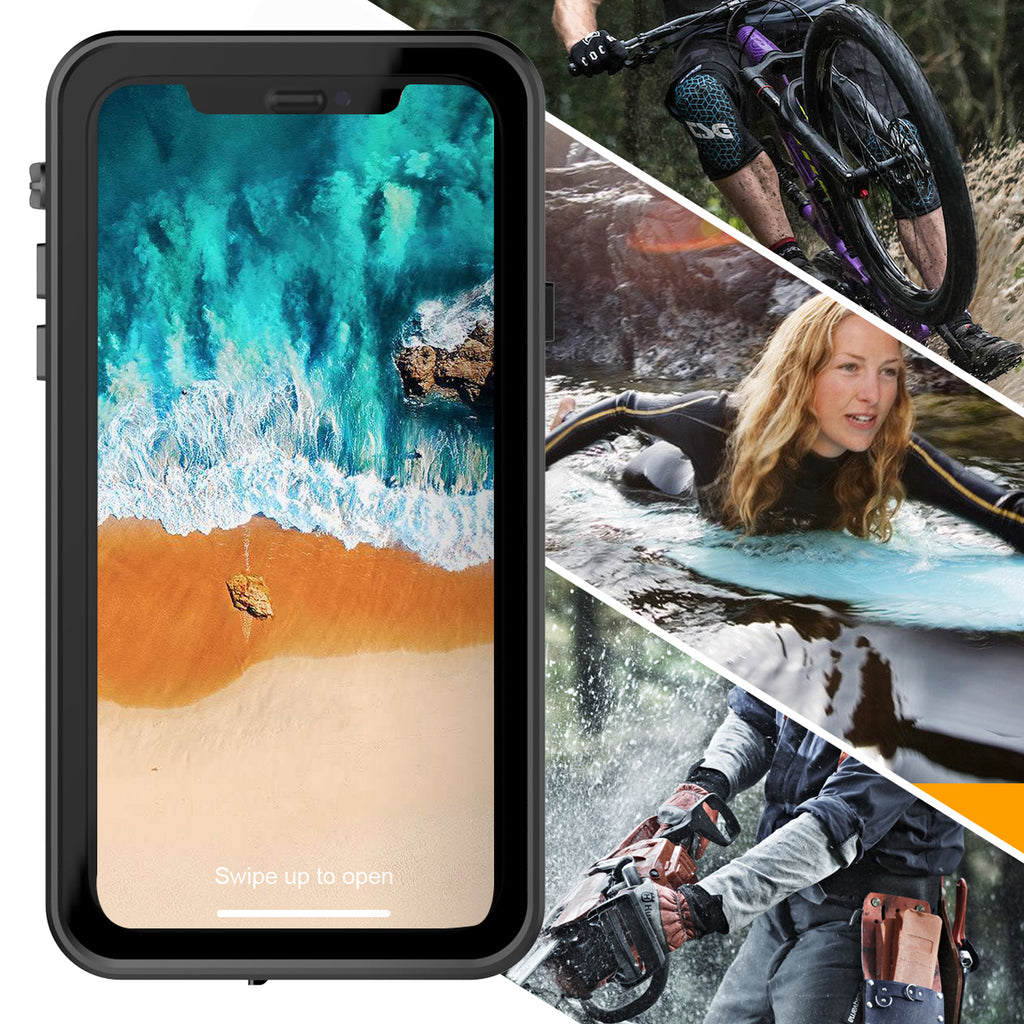 iPhone XS / X Waterproof Case IP68 Certified