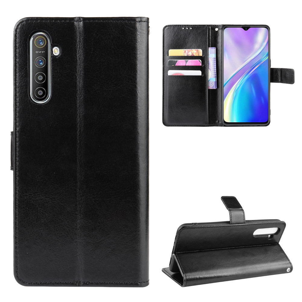 Folio Flip Case with Kickstand Card Holder Grey Folding Stand Protective Cover for Google Pixel 3a XL 6.0 Inch 2019 Release ProCase Google Pixel 3a XL Wallet Case