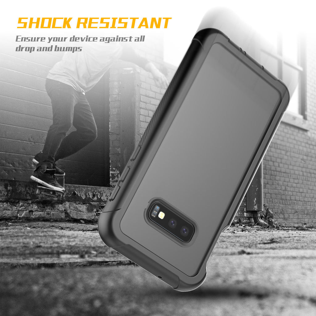 Samsung S10e Case Heavy Duty Protection Shockproof Slim Cover