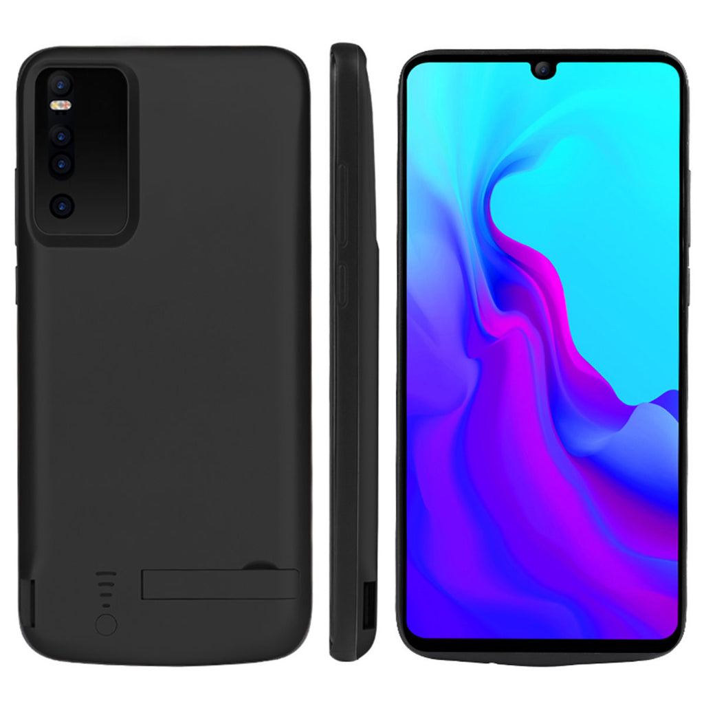 Huawei P30 Battery Case 5000mAh Portable Protective Extended Battery Black