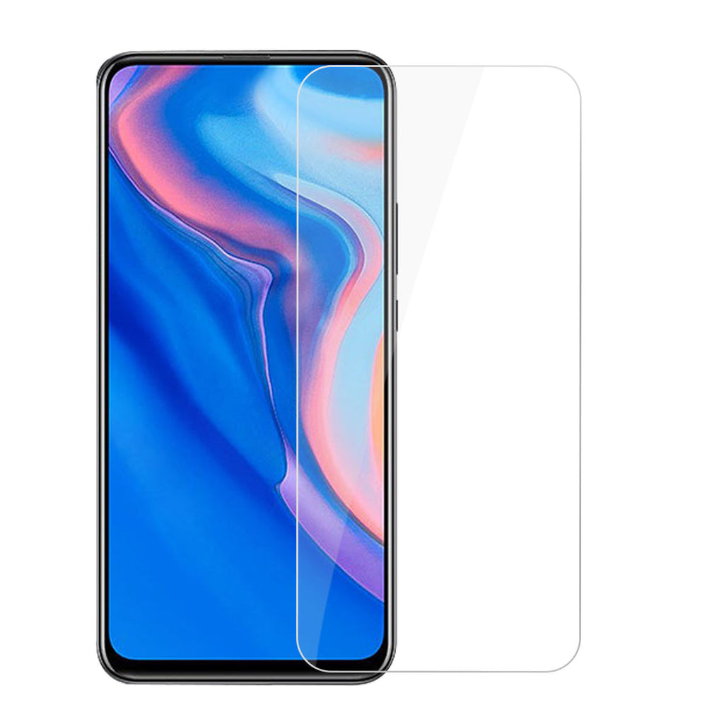 HUAWEI Y9 PRIME 2019 Tempered Glass Screen Protector 99.99% HD Clarity