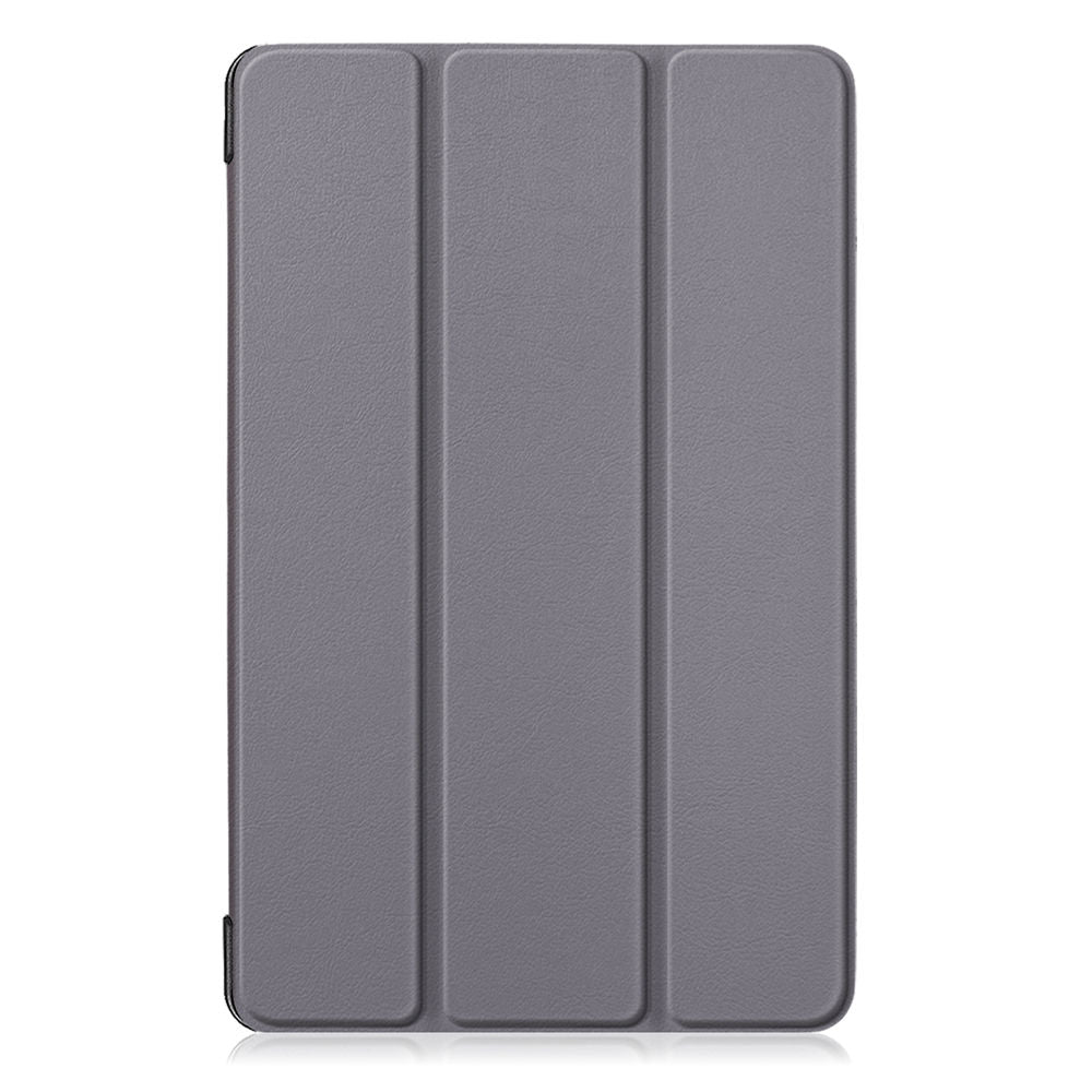 Folio Leather Case for Galaxy Tab A 10.1 2019 SM-T510 Protective Cover with Auto Sleep/Wake Grey