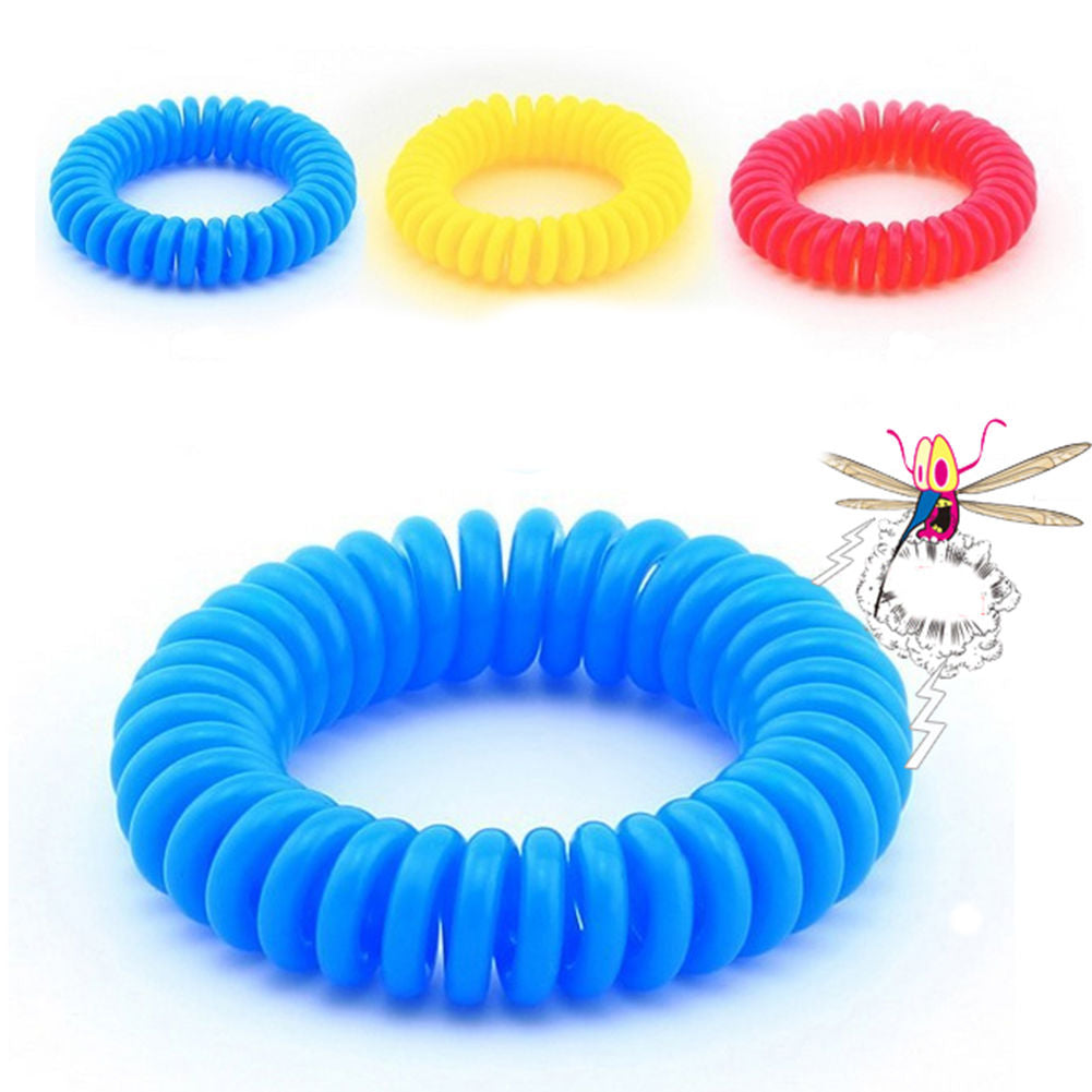 Mosquito Repellent Bracelets 18 Pack Natural for Kids & Adults Pest Control Wristbands up to 300 Hrs