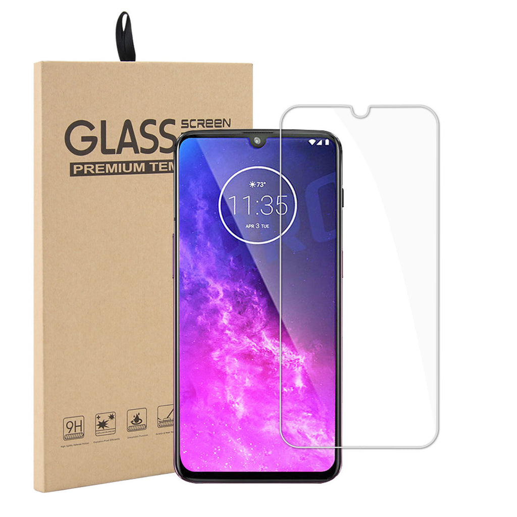 Motorola One Pro Tempered Glass Screen Protector Anti-Scratch Film 1Pack