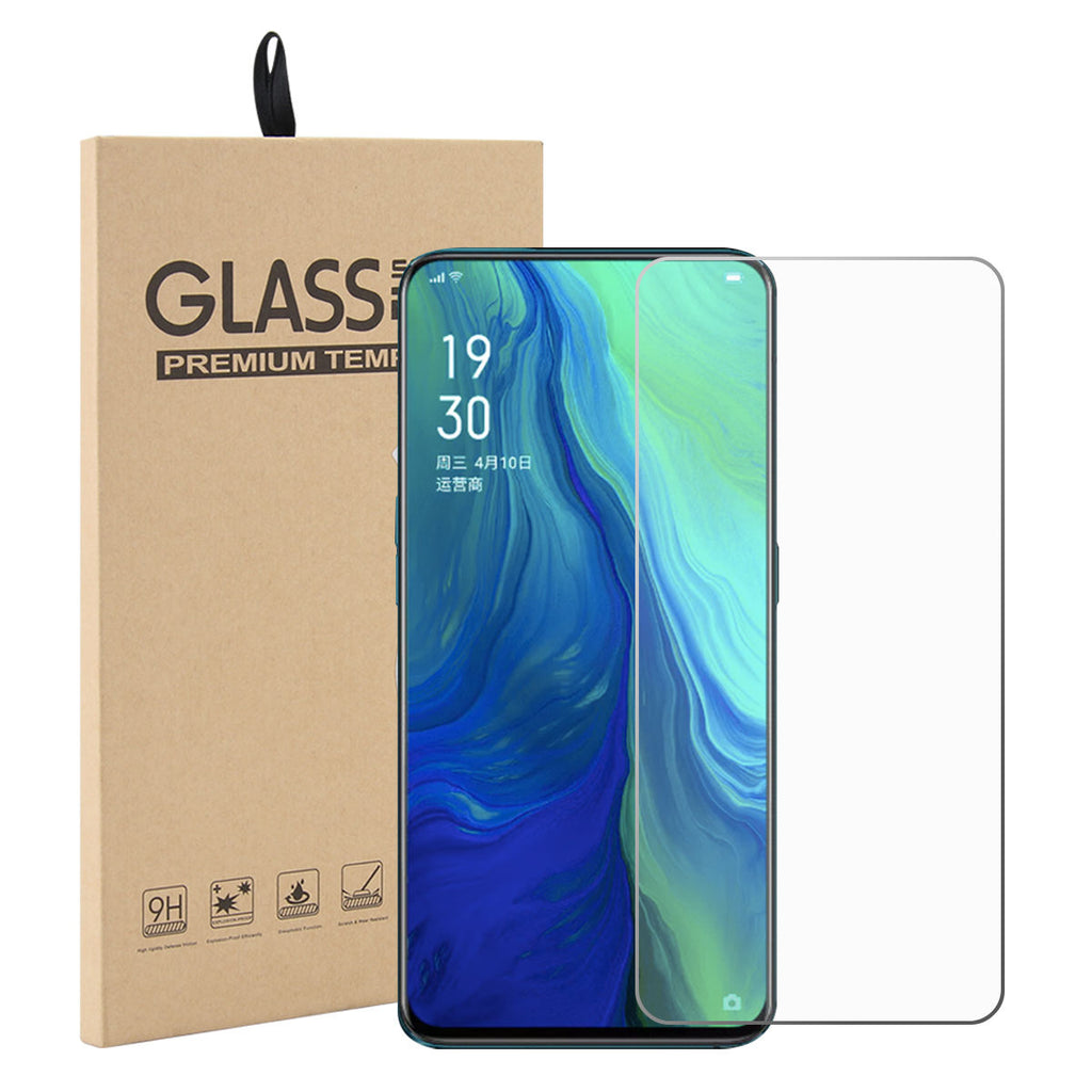 OPPO Reno Screen Protector In-Screen Fingerprint ID Ultra Thin Glass Film Non-full Screen