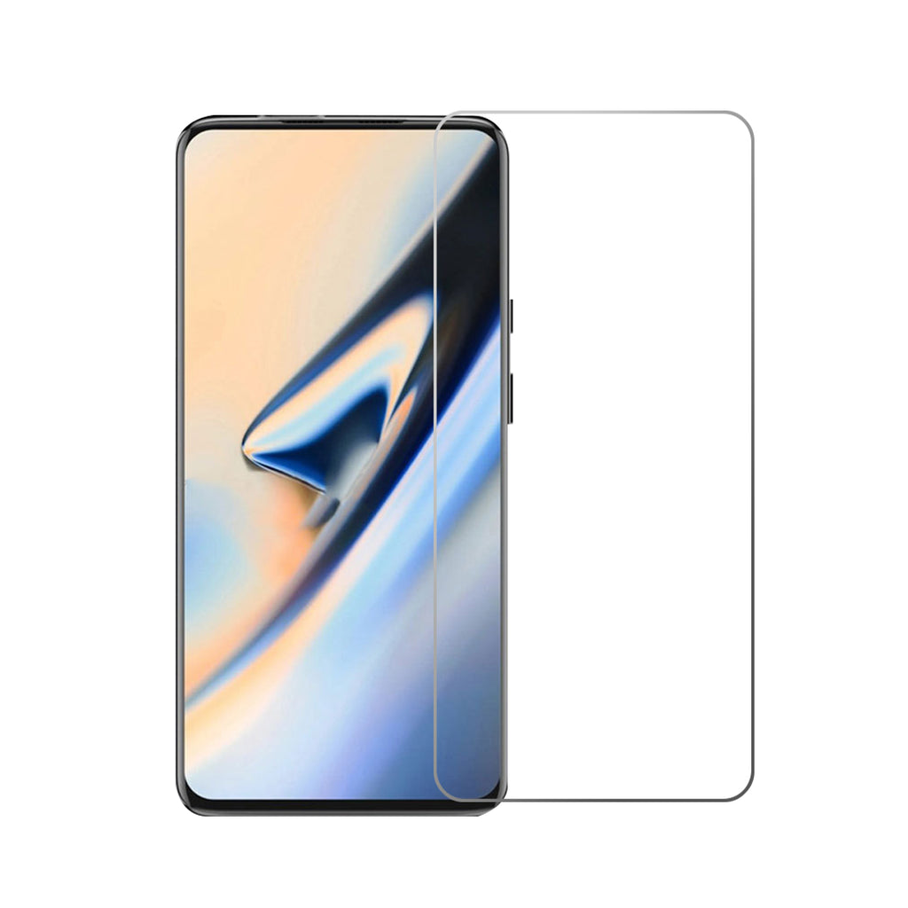 OnePlus 7 Pro Screen Protector 3D Curved Anti Scratch Tempered Glass Film 1 Pack