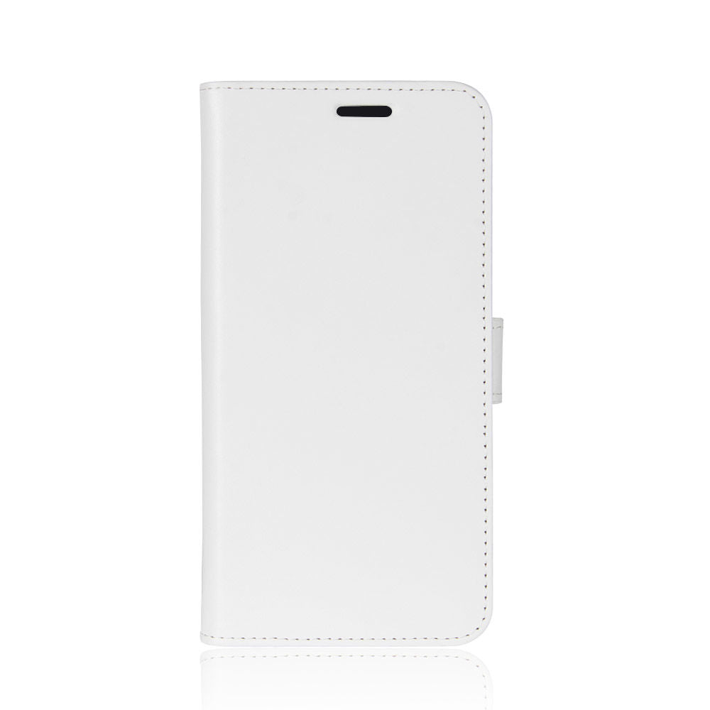 Oneplus 7 Pro Wallet Case Drop Protection Leather Case with Card Slots Flip Stand White