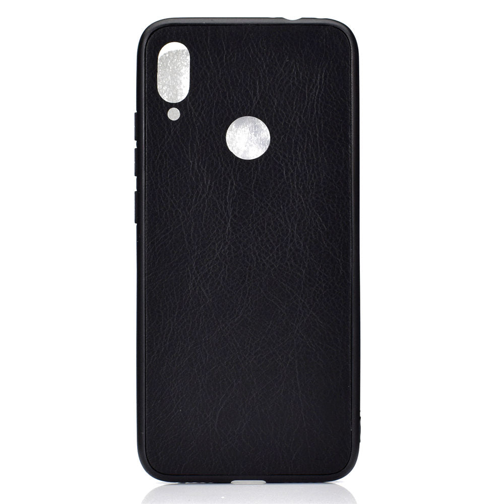 Redmi Note 7 Case TPU Shockproof Ultra Thin Cover with Thickening Corners Black