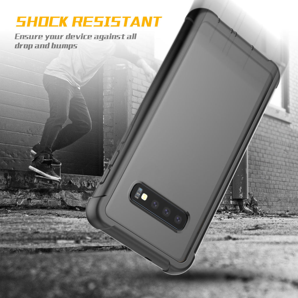 S10+ Phone Cases Samsung Galaxy Heavy Duty Protection Shockproof Slim Cover