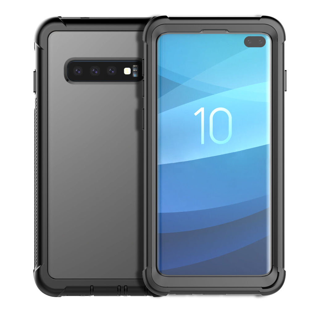 S10 Plus Case Samsung Galaxy Heavy Duty Protection Full Body Shockproof Slim Fit