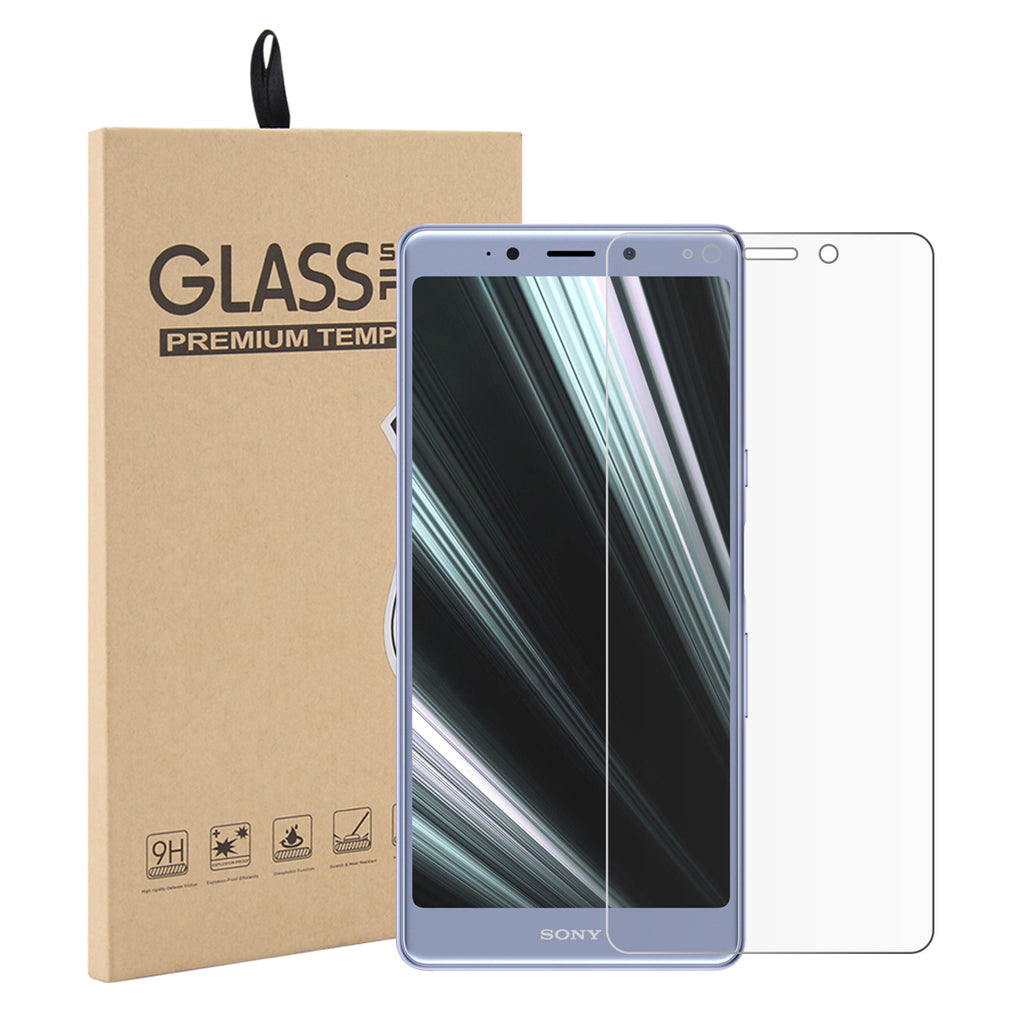 Sony Xperia L3 tempered glass screen protector anti scratch 1Pack