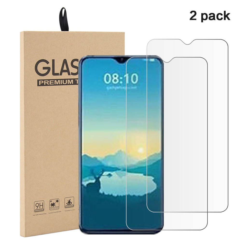 2 Pack Xiaomi Mi 9 Tempered Glass Screen Protector Hardness Bubble Free