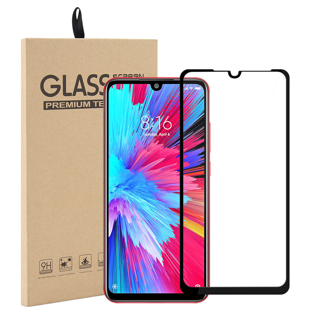 Screen Protector for Xiaomi Redmi Note 7 Anti Scratch Tempered Glass