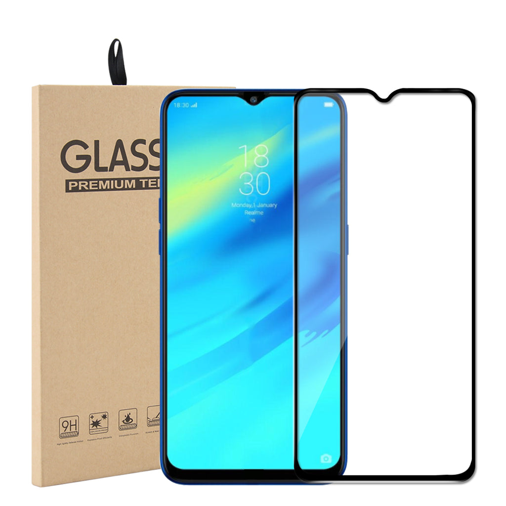 Oppo Realme X2 Pro Tempered Glass Screen Protector 9H Full Screen Film 1 Pack
