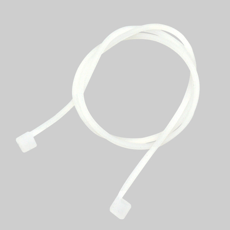 Airpods Pro Strap Silicone Anti-Lost Wire Cable Connector Neckband Compatible with Airpods Pro Clear