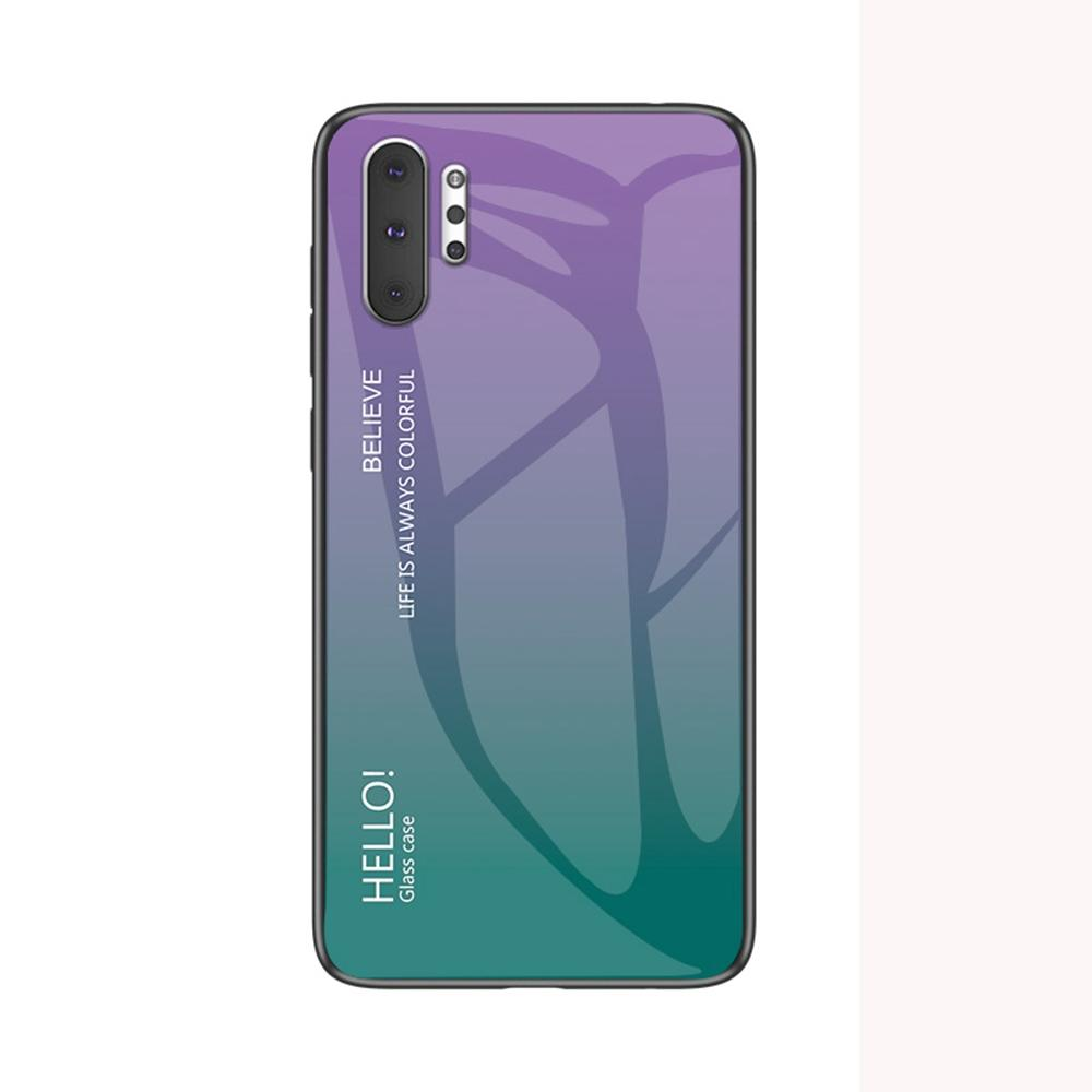 Samsung Galaxy Note 10 plus Case Shock Absorbtion Thin Phone Cover Purple