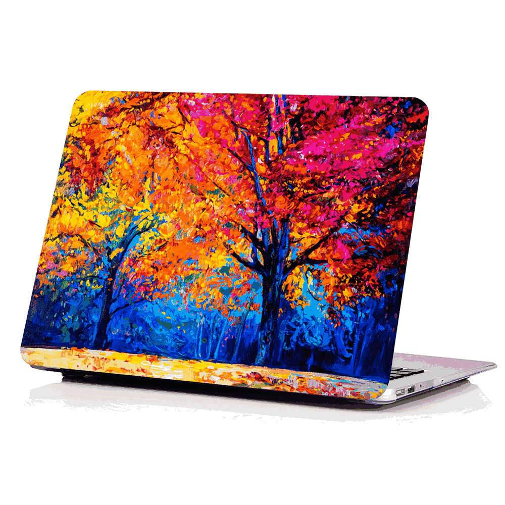 MacBook Pro 16 Inch Case PC Hard Case Shell Cover Shockproof Skin Cover for Apple MacBook Pro 2019 Maple Tree