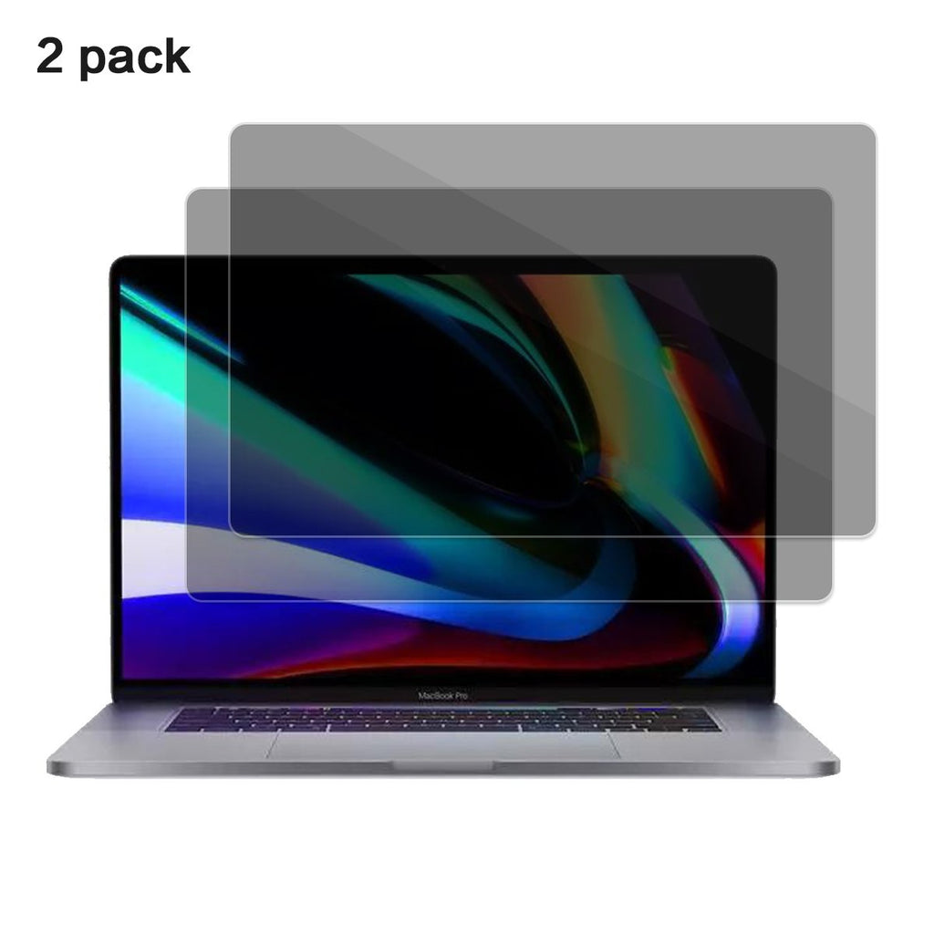 Privacy Screen for MacBook Pro 16 Inch Magnetic Laptop Privacy Filter Anti-Glare Screen Protector 2 Pack