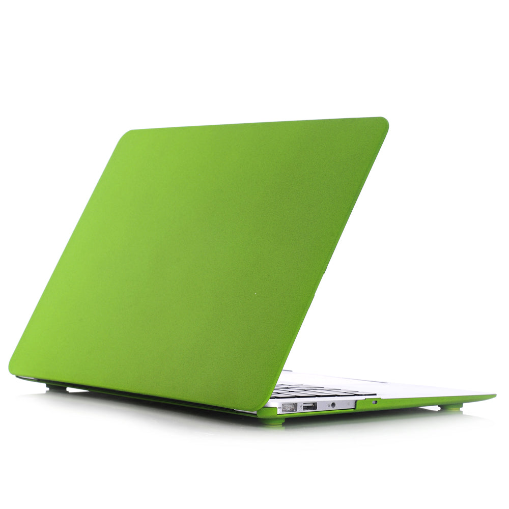 Protective Laptop Case 16 Inch MacBook Pro Sleeve- Padded Shockproof Hard PC Shell Case Green