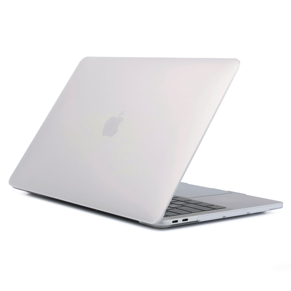 MacBook Pro 16 Inch Case Notebook Cover Anti Scratch Dust-proof Protective Shell Transparent