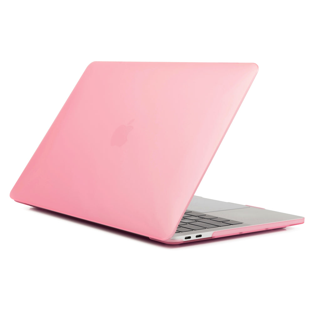 MacBook Pro 16 inch Laptop Cover PC Hard Notebook Shell with 16 Inch Retina Display Pink