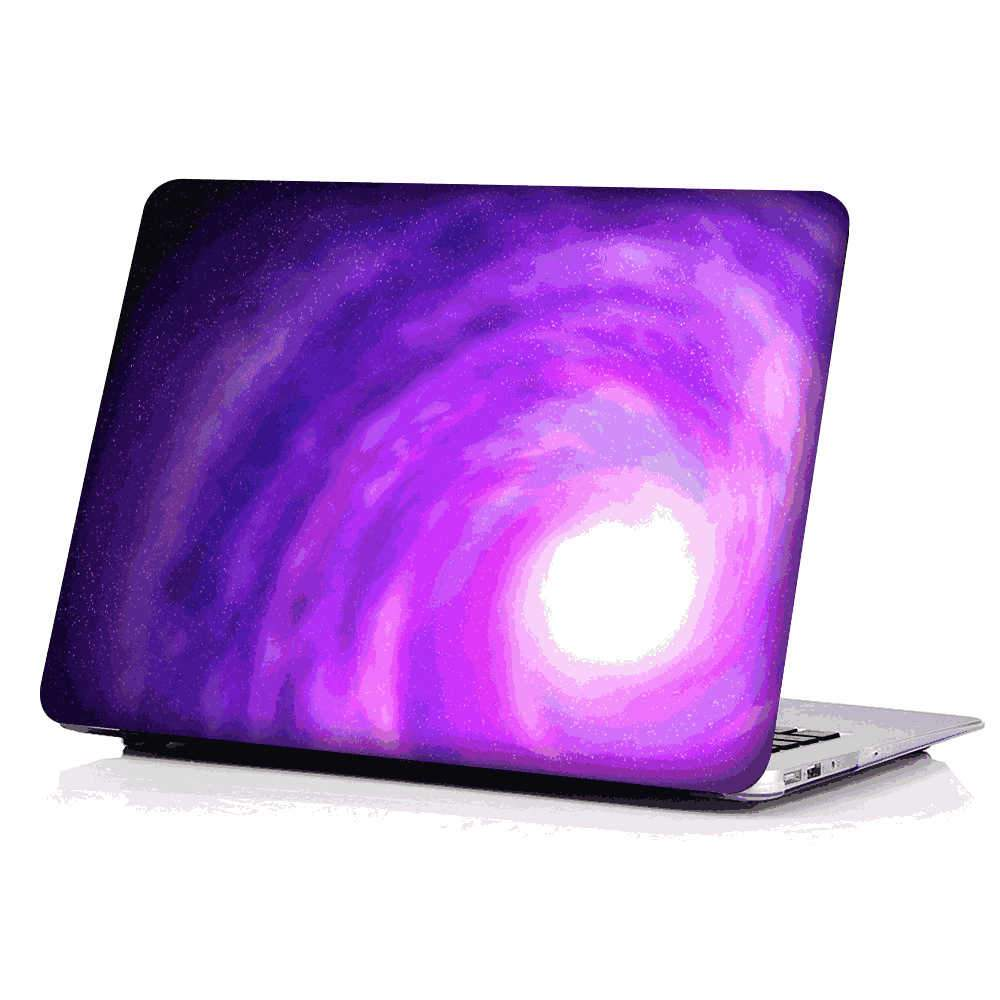 MacBook Pro 16 Inch Case 2019 Cover Hard Case Shell Cover Laptop Cover for Apple MacBook Pro 16 (Milky Way)