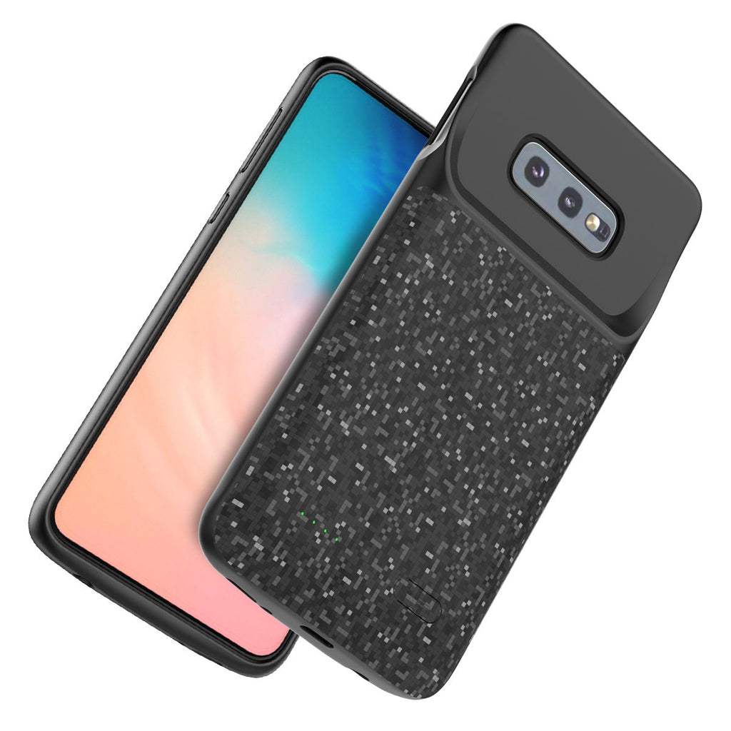 Samsung Galaxy S10e Charging Case 4700mAh Battery Cover  Portable External Rechargeable Backup Pack