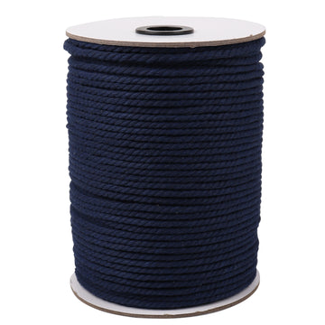 4mm Blue Macrame Cord