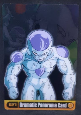 Carte Dragon Ball z Morinaga Wafer Card part 11 n°627 (2008) Sushuu Card dx dragon ball z freezer cardamehdz