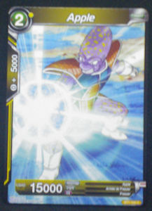 carte dragon ball super BT1-102 C fr bandai 2018