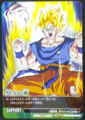 carte Data Carddass DBZ 2 Part 1 026-II songoku ssj 2006