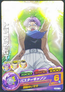 carte Dragon Ball Heroes Galaxy Mission Part 6 HG6-16 Trunks bandai 2013