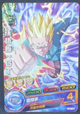 trading card game jcc carte Dragon Ball Heroes God Mission Part 7 HGD7-48 (2016) bandai Songohan dbhgm cardamehdz