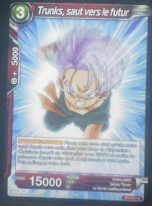 carte Dragon Ball Super Card Game Fr Part 2 BT2-011C Trunks, saut vers le futur bandai 2018